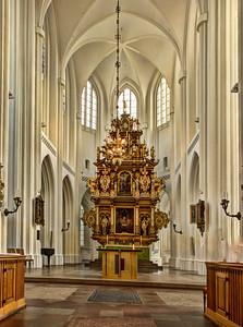 St Petri cathedral, Malmö