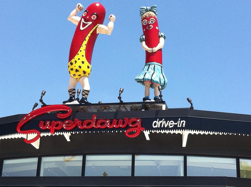 Chicago Style Hot Dog...Yum!
