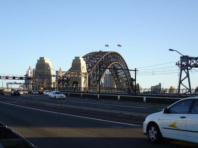 Sydney Harbour Bridge from North Shore