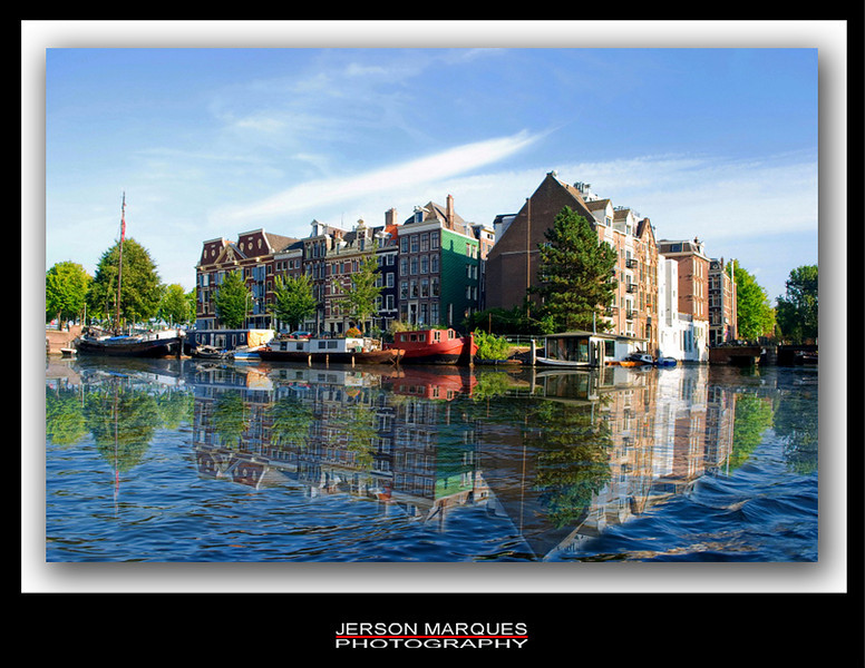 AMSTERDAM REFLECTION