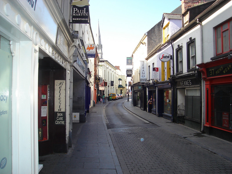 O'CONNELL STREET, ENNIS
