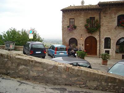 TUSCANY & UMBRIA  2006 - ASSISSI
