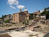 MUSEI CAPITOLINI & PALAZZO SENATORIO WITH FORO ROMANO IN THE FOREGROUND