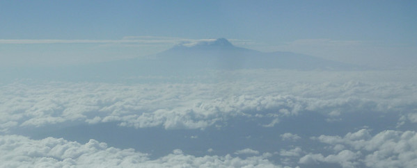 Tanzania: Part 1 Flight In