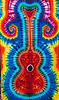 Guitar towel on Mill 2802
