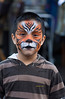 Tiger face boy Mill  2841