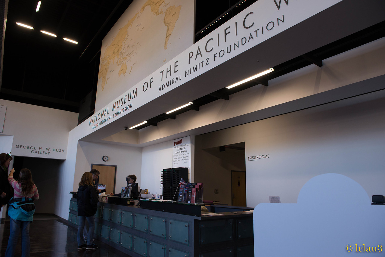 The War of the Pacific Museum,  Fredericksburg, TX