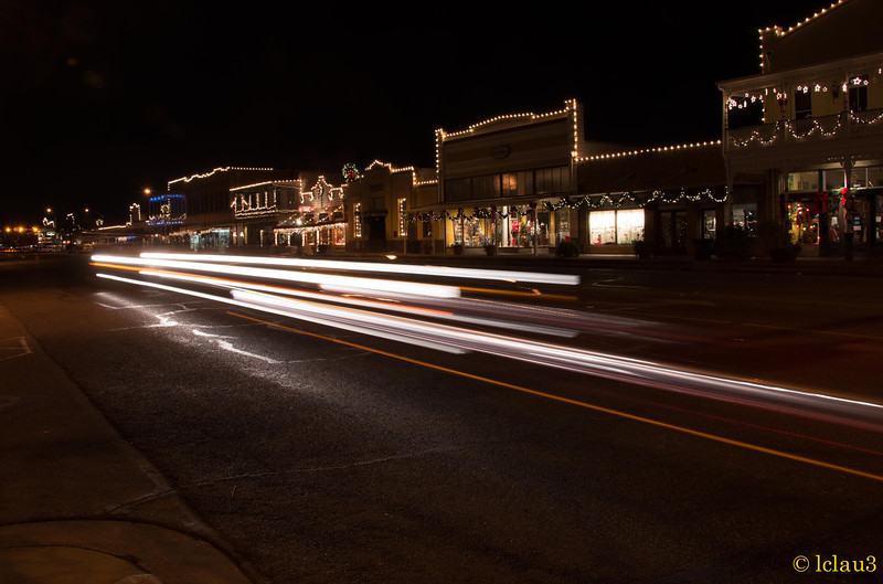 Downtown Fredericksburg