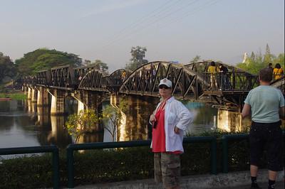 The River Kwai, kanchanaburi