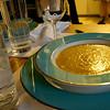 Soup course