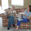 Anna, Mom <br /> Enjoying Thanksgiving dinner.