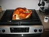 Pre roasted turkey
