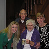 05'  Casey with Mom Mom & Pop Pop Anderson and Grandma Gil Feldman.