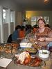 Tini behind gnawed on turkey