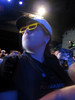 Thanksgivng, NASA - Kennedy Space Center, Stylin in 3D glasses