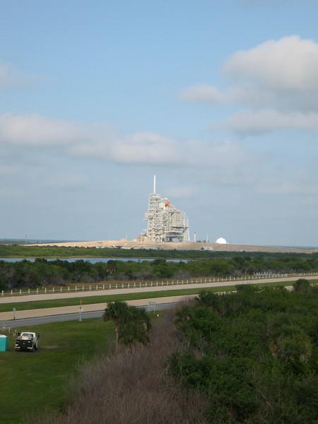 Thanksgivng, NASA - Kennedy Space Center, Launch Complex 39 Observation Gantry