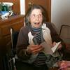 Grandma Vilda at her 90th birthday party