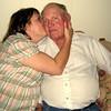 Mom Kissing Paw Paw