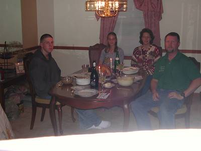 Thanksgiving 2001