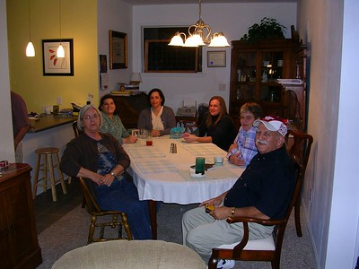 Thanksgiving 2004 at Carolina Beach