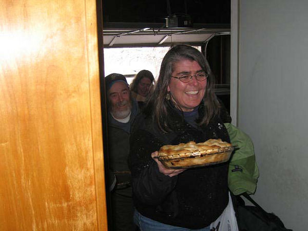Pie's here!