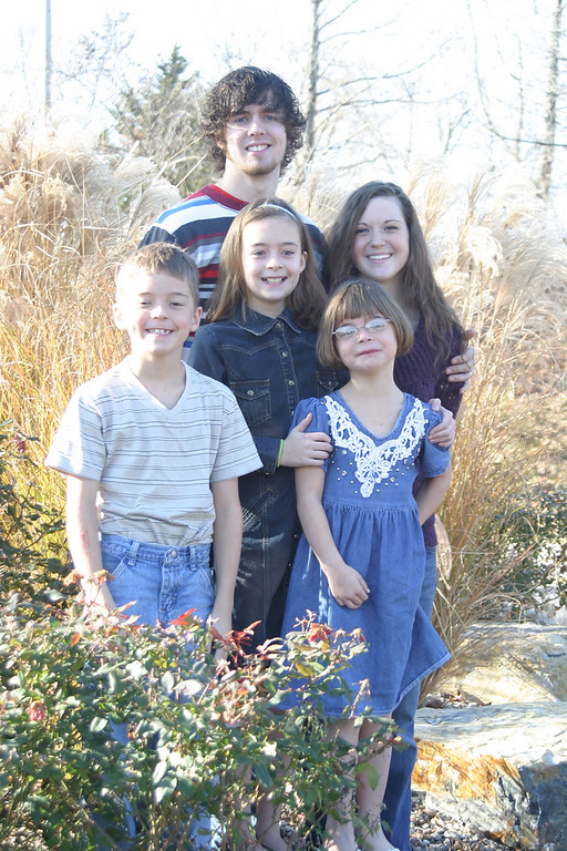 Thanksgiving 2006 Family Photos