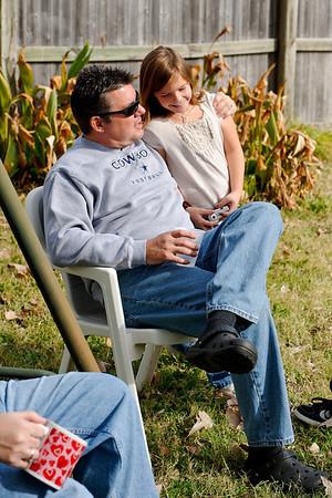 Thanksgiving, 2008 - Greenville, 27 November, 2008