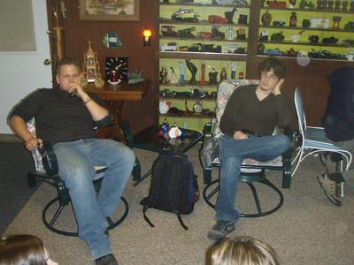 Thanksgiving 2009 WI