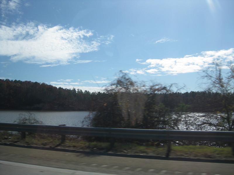 Heading to Augusta, 11/22/2011