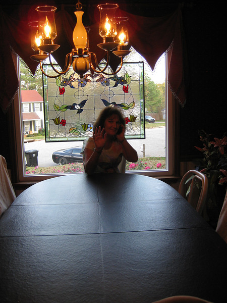 Cheryl. Thanksgiving in Augusta, 11/22/2011