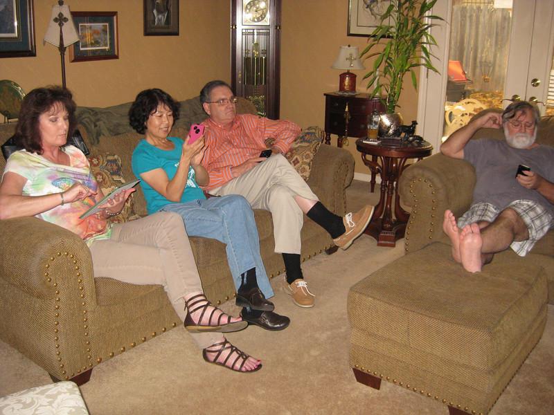 Thanksgiving in Augusta, 11/22/2011