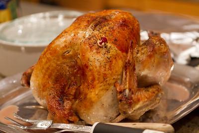 Our tasty turkey
