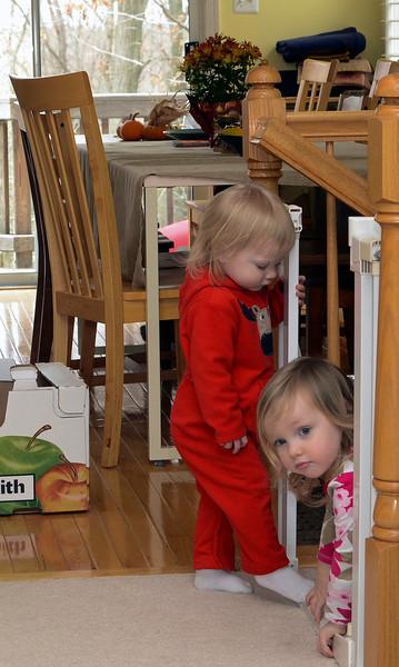 Nora and Maddie