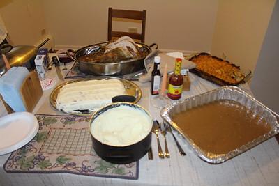 20171123 Family Dinner-Thanksgiving Day