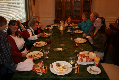 Thanksgiving - DeLoach Family