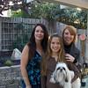 Susan, Delaney and Lori w/Bibi. What a great photo...girls.