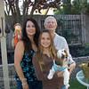 Susan, Delaney and me w/ Gigi.