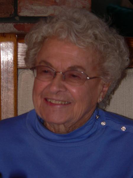 Edna Mae Hunter