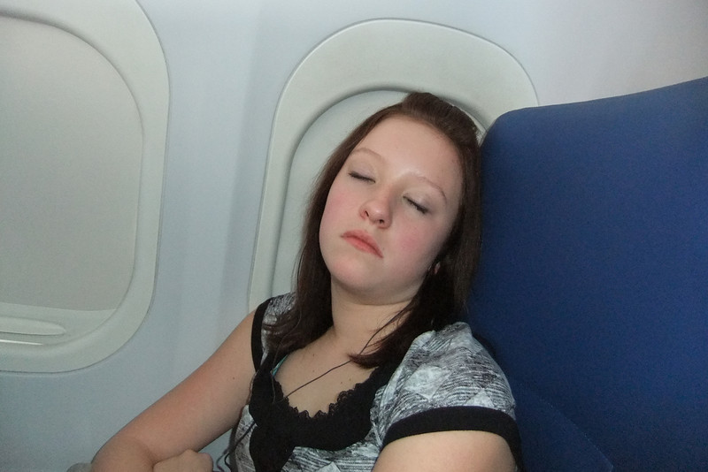 Jenna - Rochester to BWI.