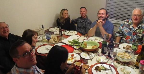 Thanksgiving in Elk Grove