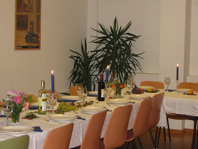 Thanksgiving in Muenchen