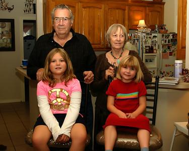 Billy, Jean, Lauren, and Macy