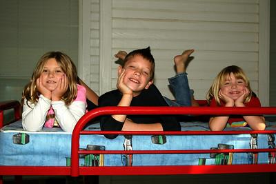 Lauren, Logan, and Macy