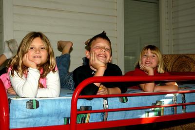 Lauren, Logan and Macy