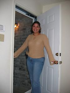 My sister Tamara.