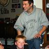 Daryl, Wyatt, Alex and Kay on Thanksgiving ( 2009 )