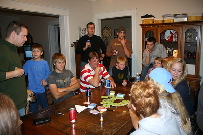 Playing Partini on Thanksgiving ( 2009 )