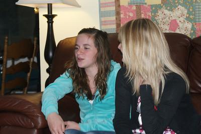 Stephanie and Em