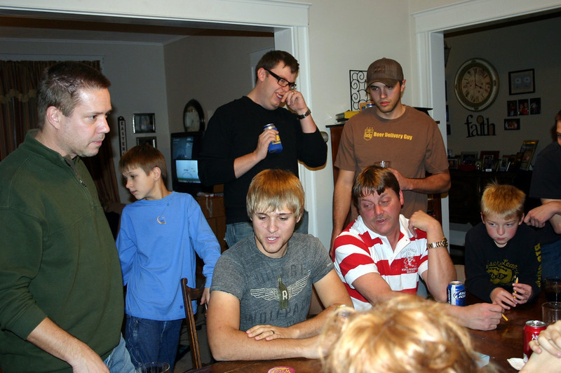 Playing games on Thanksgiving ( 2009 )
