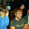 Gavin and Brady on Thanksgiving ( 2009 )